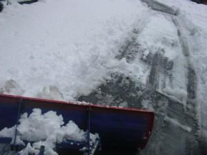 岐阜 雪かき・除雪作業