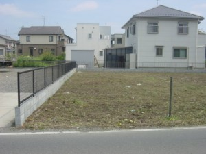羽島市 空き地の草刈り