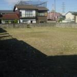 草刈り 完了