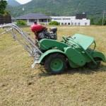 草刈り ハンマーナイフモア